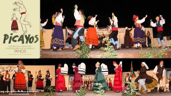Agrupación De Danzas Virgen De Las Nieves de Tanos -  Torrelavega - Cantabria