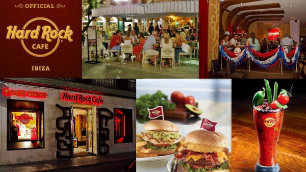 HARD ROCK CAFE IBIZA - EIVISSA