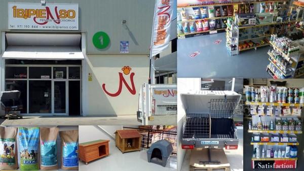 Piensos y Accesorios IBIPIENSO    C/ des Mayans, 30 - Nav. 1  (Pol. Montecristo) 07816  Sant Rafel  -  Ibiza (Eivissa) Telf.  (+34)  971 190 844  -  695 623 910   Disponen de los mejores productos,