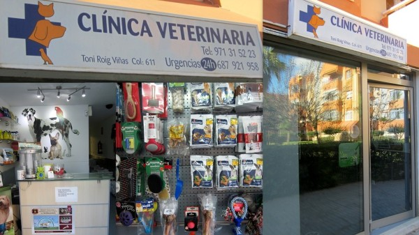 clinica veterinaria puig den valls - toni roig viñas - ibiza eivissa