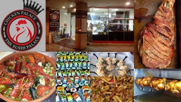 PALACIO DEL POLLO - CHICKEN PALACE -  IBIZA - EIVISSA comida para llevar