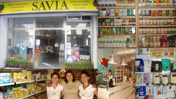 tienda alimentos ecologicos naturales biologicos savia ibiza eivissa