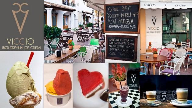 Heladeria Viccio Ice Cream - Sant Carles - san carlos de peralta - ibiza - eivissa