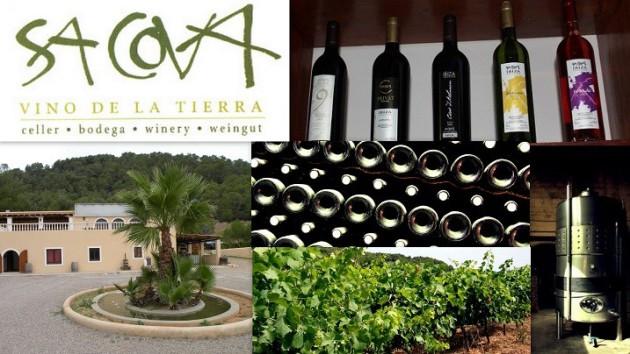 Bodega SA COVA 07816  Sant Mateu - Ibiza (Eivissa) Telf.  +34  971 187 046 - 699 054 055