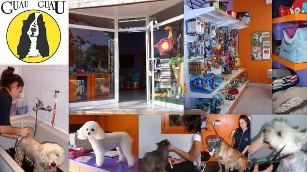Peluqueria Canina y Felina GUAU GUAU Calle Morna,  13  (Cas Serres) 07800  Ibiza (Eivissa) Telf.  (+34)  971 390 098        info@peluqueriacaninaguauguau.es   Peluqueria Canina y Felina