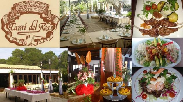 Restaurante Camí del Rei    Crta. Es Canar,  km 2,8 07840   Santa Eulária  -  Ibiza (Eivissa) Telf.  (+34)  971 338 440