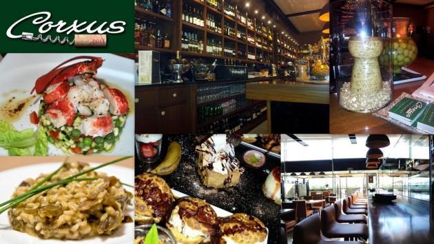 Restaurante CORXUS Calle Es Cubells,  26-28 L-2  (Edificio Multicines) 07800  Ibiza (Eivissa) Telf.  (+34)   971 191 677     Especialidad en Tapas y Vinos de elaboraciòn Casera