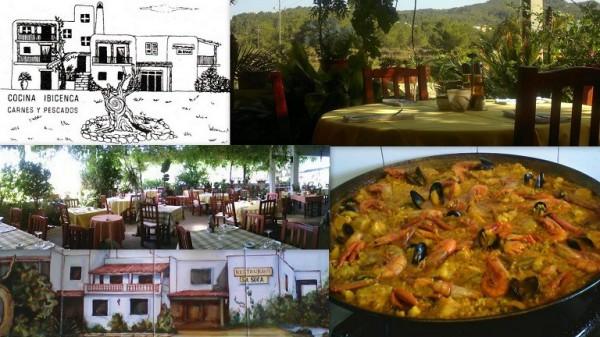 Restaurante SA SOCA Ctra. Ibiza a San José,  km 18 07830  Sant Josep  -  Ibiza (Eivissa) Telf.  (+34)   971 341 620   Restaurante familliar desde 1976 con amplia experiencia en platos típicos ibicenco