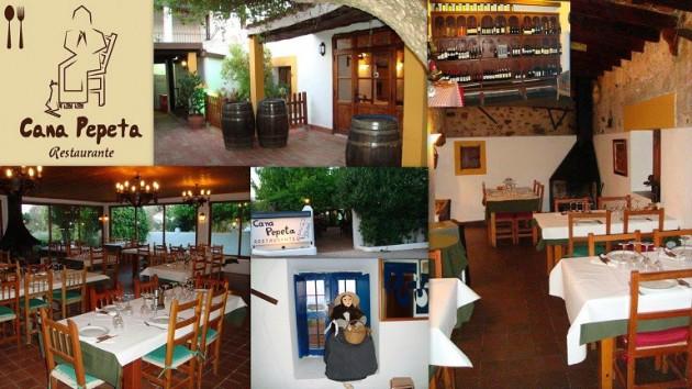 Restaurante CANA PEPETA Ctra. Ibiza a Sant Joan, km 15,4 Sant Llorenç  -  Ibiza (Eivissa) Telf.  (+34)   971 325 023   Especialidad en cocina ibicenca donde podrá disfrutar de su calidad y buen servic