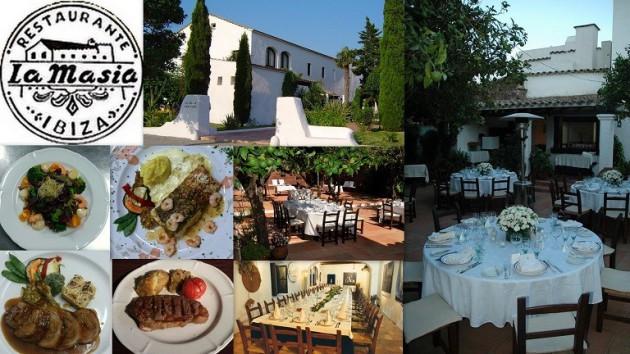 Restaurante LA MASIA d'en Sort Ctra. Sant Miquel, km. 1 Santa Eulária des Riu  -  Ibiza (Eivissa) Telf.  (+34)   971 310 228    lamasiaibiza@yahoo.es El recorrido de la casa es una interesante visita