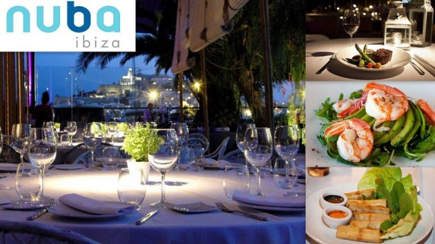 Restaurante-Lounge NUBA IBIZA Paseo Juan Carlos I, 13 07800   Ibiza (Eivissa) Telf.  (+34)  639 664 262   Restaurante–Lounge Nuba Ibiza, situado en uno de los puertos deportivos más de moda del Medit