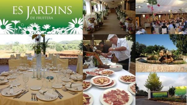 Restaurante ES JARDINS DE FRUITERA   Crta. Santa Gertrudis a Sant Llonreç km. 1,5 Santa Eulália - Ibiza (Eivissa) Telf.  (+34)  971 197 918   Situado en un enclave privilegiado, en el centro IBIZA