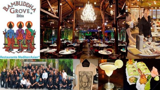 Restaurante Boutique & Bar BAMBUDDHA   Ctra. San Juan 8,5 Santa Eulália - Ibiza (Eivissa) Telf.  (+34)  971 197 510
