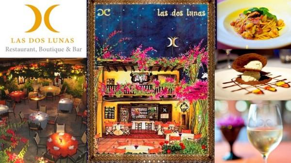 Restaurante Boutique & Bar LAS DOS LUNAS   Ctra. Ibiza - San Antonio km. 5,4 (Frente Bomberos) Ibiza (Eivissa) Telf.  (+34)  971 198 102