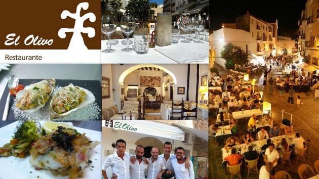 Restaurante EL OLIVO Plaza de Vila  7 - 9   07800    Ibiza  (Eivissa)  Telf.  (+34)  971 300 680   Te seducirán el marco singular y el emplazamiento privilegiado del restaurante El Olivo