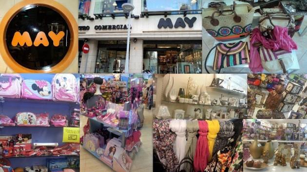 Centro Comercial MAY Calle San Antonio,  13 07820  Sant Antoni de Portmany  -  Ibiza (Eivissa) Telf.  (+34)   971 346 801  -  971 34 00 86