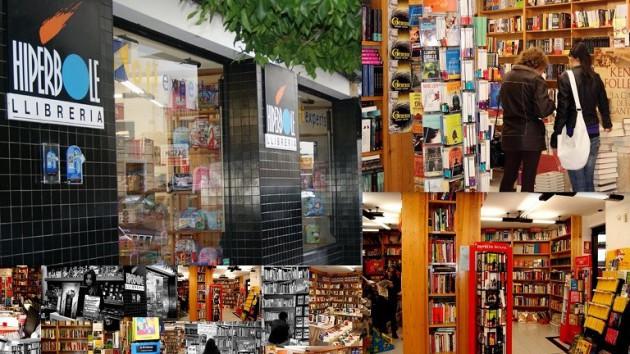 Libreria Papeleria HIPERBOLE C/ Bisbe Carrasco, 1-3    07800   Ibiza (Eivissa) Telf.  (+34)   971 391 769  -  971 303 987   Hace más de veinticinco años que iniciaron un modesto diálogo entre el libro