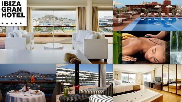 IBIZA GRAN HOTEL *****    Paseo Marítimo Juan Carlos I 07800  Ibiza (Eivissa)                     Telf.  (+34)  971 806 806    Hotel de Lujo - Casino - SPA - Restaurantes - Sushi - Bodas - Banquetes